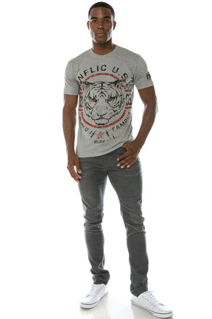 Tiger Graphic T-Shirt