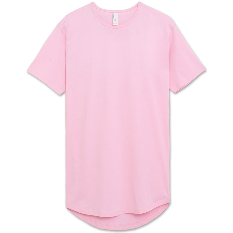 Drop Cut Longline T-shirts (10 Colors)