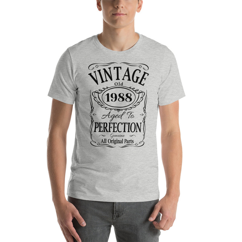 Jack Daniel Birthday Custom T-Shirt