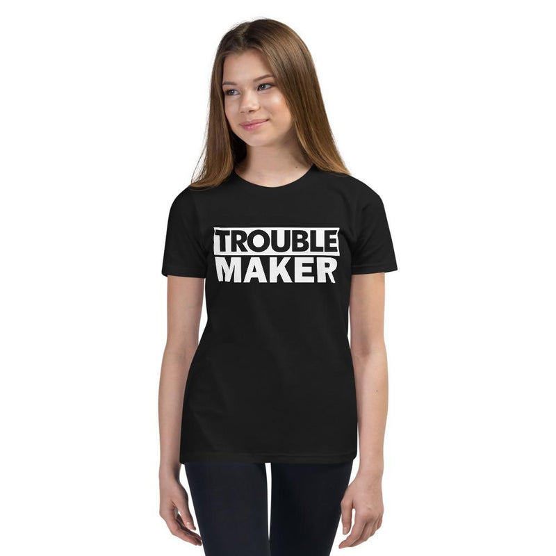 Trouble & Trouble Maker T-Shirt