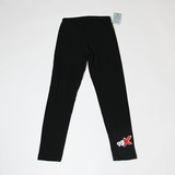 Ladies Logo Black Legging