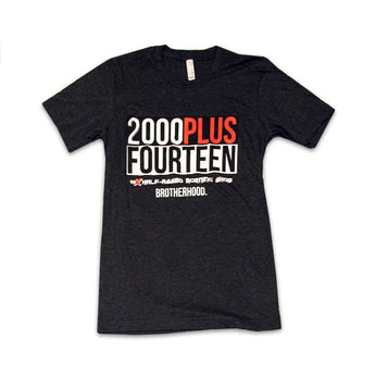 Brotherhood 2000 Plus Fourteen Tee
