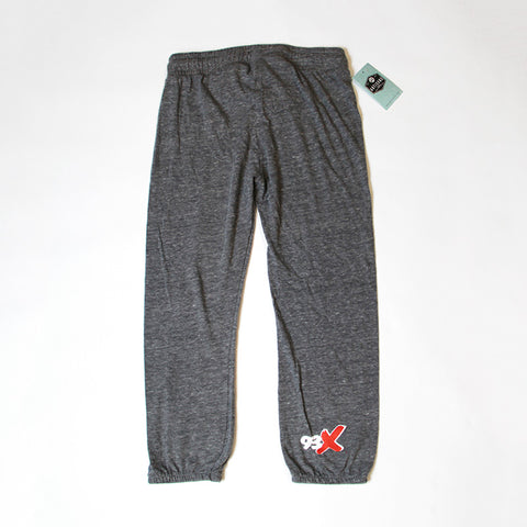 Ladies Logo Crop Pant Jogger