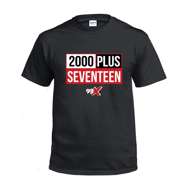 Brotherhood 2000 Plus Seventeen Tee