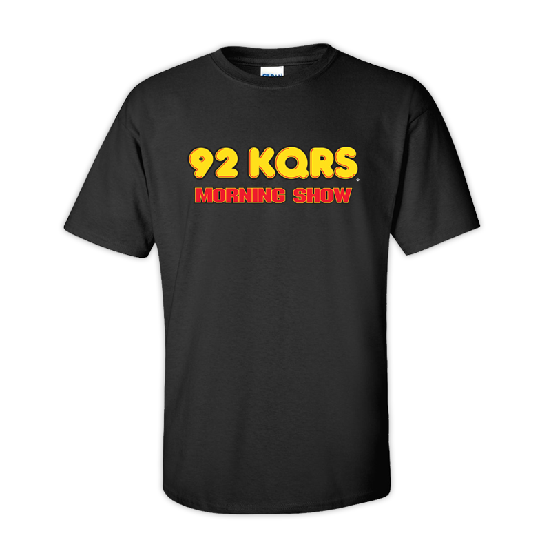 KQ Morning Show Logo Tee