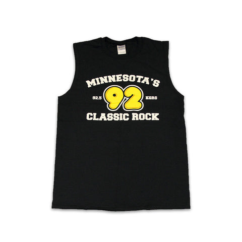 Minnesota's Classic Rock Sleeveless Tee
