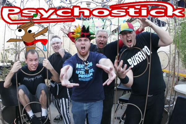 Psychostick, Live at Ziggy's, October 4, 2015, Winston-Salem, NC