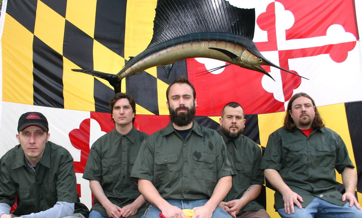 Interview with Clutch vocalist, Neil Fallon