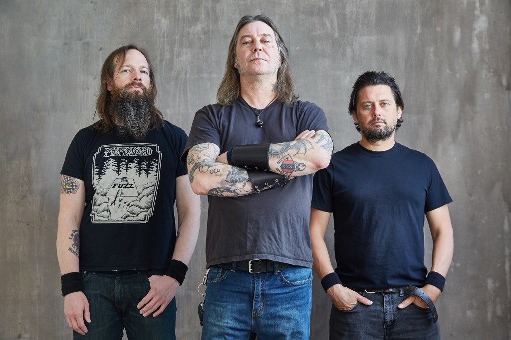 "HIGH ON FIRE PULLS OUT OF ""SPEED OF THE WIZARD TOUR"" DUE TO MEDICAL EMERGENCY"