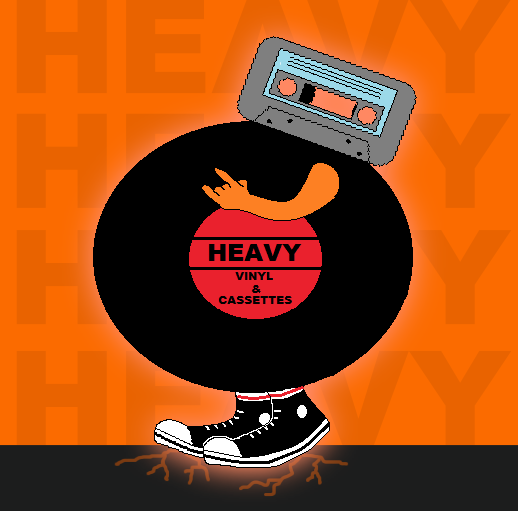 "The ""Rock/God"" podcast, produced by Heavy-Vinyl, is now live!"