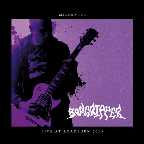 "Pre-Order! Bongripper-""Live At Roadburn"" 4 or 2 LP"