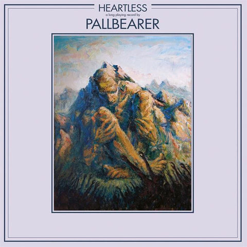 "Pallbearer-""Heartless-A Long Playing Record"" Azure Double Vinyl, Limited to 300"