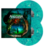 "Random Pick! Avantasia-""Moonglow"" Green/Blue/White Marble Double Vinyl"