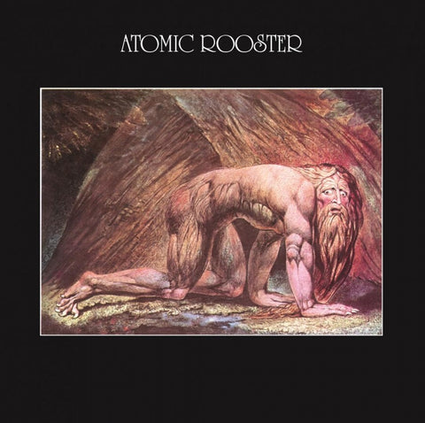 "Atomic Rooster-""Death Walks Behind You"" 180 Gram Vinyl, Gatefold Sleeve."
