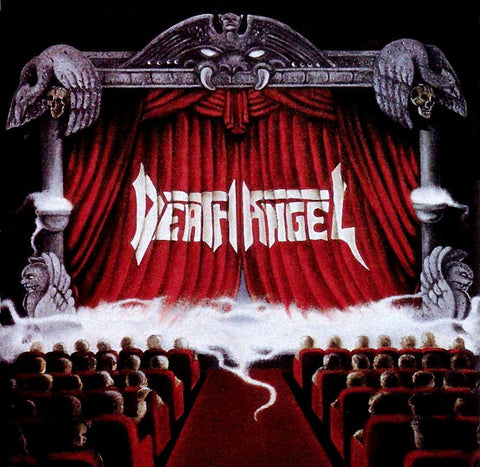 "Death Angel-""Act III"" LIMITED Black 180 Gram Audiophile Vinyl, Insert, Numbered to 1000, Import"