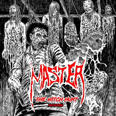 "Master-""The Witch Hunt: Demo Recordings"" First Time On Vinyl!"