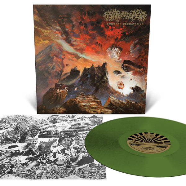 "Gatecreeper-""Sonoran Depravation"" Saguaro Green Vinyl"