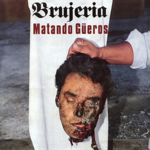"Brujeria-""Mantando Gueros"" Limited Edition Red Vinyl"