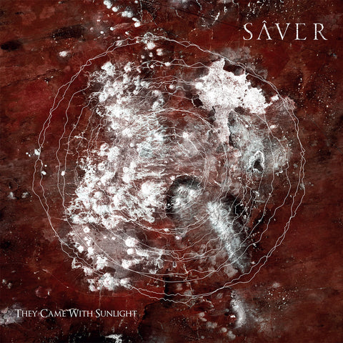 "Saver-""They Came With Sunlight"" 2 x LP, Import."