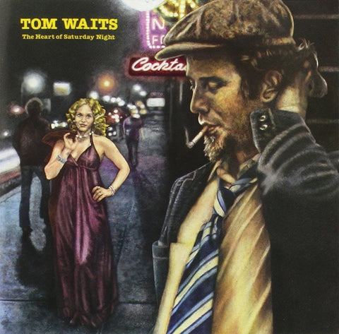 "Random Pick! Tom Waits-""Heart of Saturday Night"" Opaque Yellow Vinyl, Indie Retail Exclusive, Limited to 500."