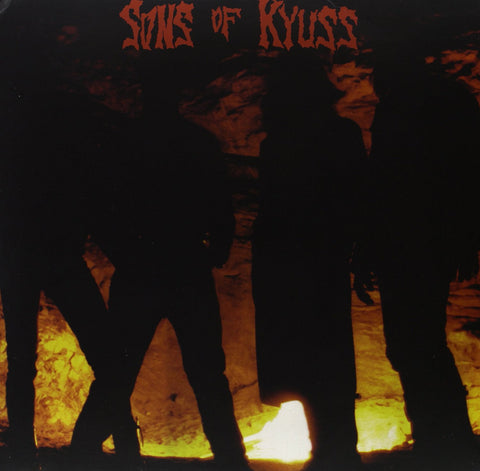 "Sons of Kyuss-""Sons of Kyuss"" Fan Club Pressing on Limited Green Vinyl."