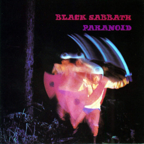 "Black Sabbath-""Paranoid"" 5 LP Super Deluxe Version, with 2 concerts from 1970 that are first time on vinyl, hardbound book, poster, tourbook replica, limited."