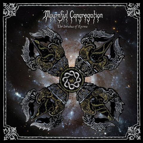 "Coming Soon! Mournful Congregation-""The Incubus of Karma"" Double Black Vinyl"