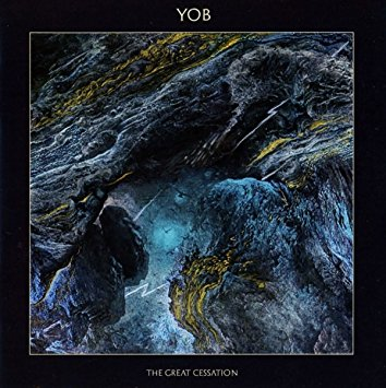 "Yob-""The Great Cessation"" Reissue on Black Vinyl with 2 bonus tracks, with a download card."