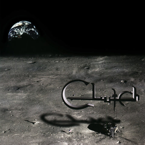 "Clutch-""Clutch"" LIMITED SILVER 180 Gram Audiophile Vinyl, insert, numbered to 2000"