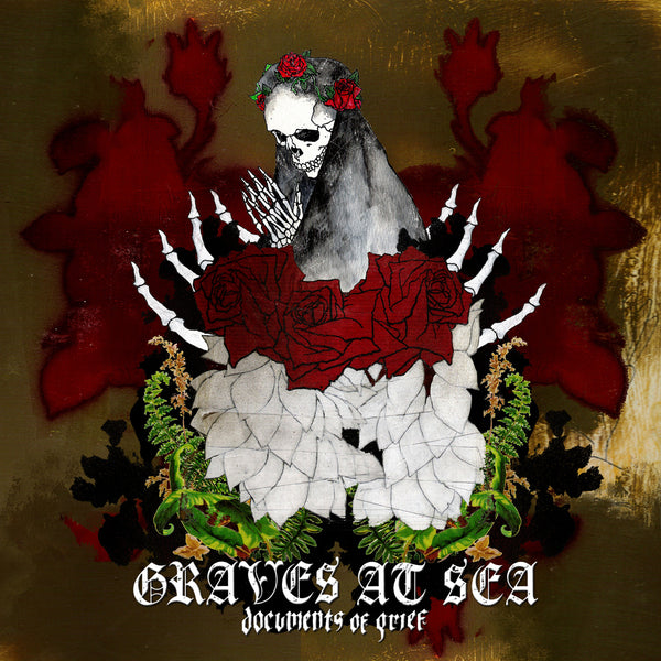 "Graves at Sea-""Documents of Grief"" Limited Edition Picture Disc"