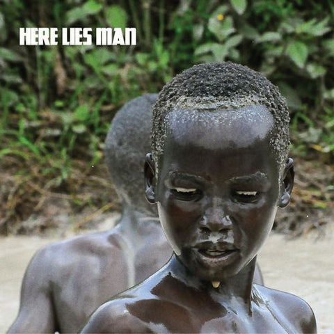"Here Lies Man-""Here Lies Man"" Black 12"" Vinyl"