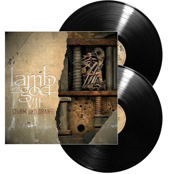 "Lamb of God - ""VII-Sturm Und Drang"""
