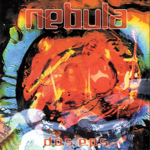"Nebula-""Dos EPs"" Limited Edition Splatter Vinyl"