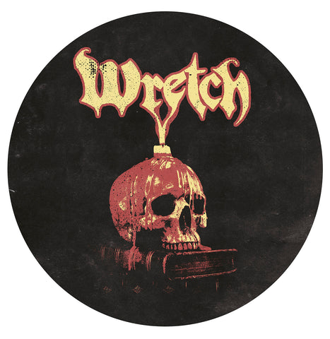 "Pre-Order! Wretch-""Wretch"" Picture Disc, Limited to 500 Worldwide"