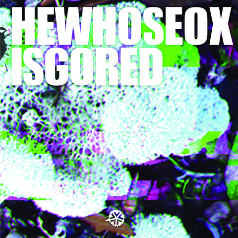 "He Whose Ox Is Gored-""Paralyzer"" Limited Green 7"" Vinyl"