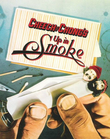 "Random Pick! Cheech and Chong-""Up In Smoke"" 40th Anniversary Deluxe Gatefold LP/7"" Picture Disc/CD/Blu-Ray/Oversized Rolling Papers/Poster"