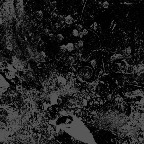 "Primitive Man/Unearthly Trance-""Split"" Black Vinyl"