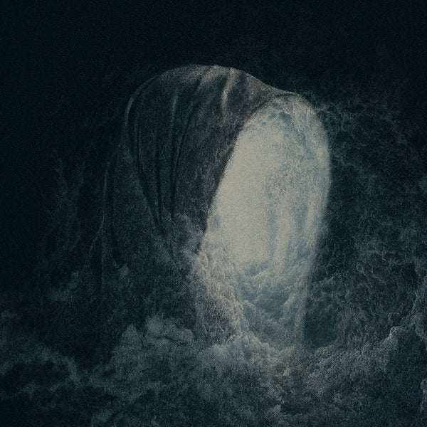 "Skeletonwitch-""Devouring Radiant Light"" Blue Sparkle Vinyl, Limited to 1000"