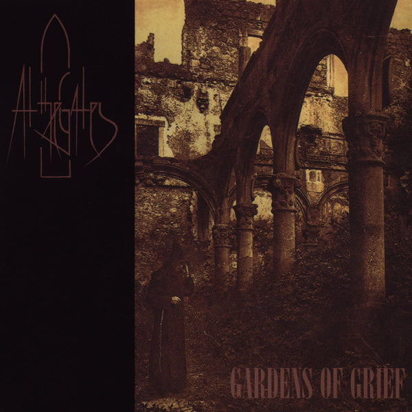 "At The Gates-""Gardens of Grief"" Import, Limited 10"" 140 Gram Red Vinyl"