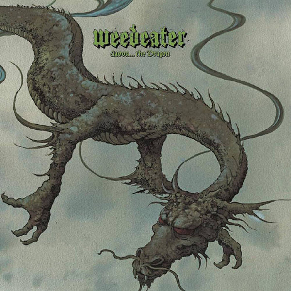 "Weedeater-""Jason the Dragon"" Coke Bottle Green Vinyl, Limited to 500."