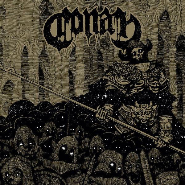 "Conan-""Existential Void Guardian"" Double Black Vinyl"