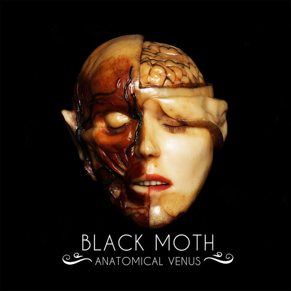 "Black Moth-""Anatomical Venus"" Limited LP, Comes With a Poster."