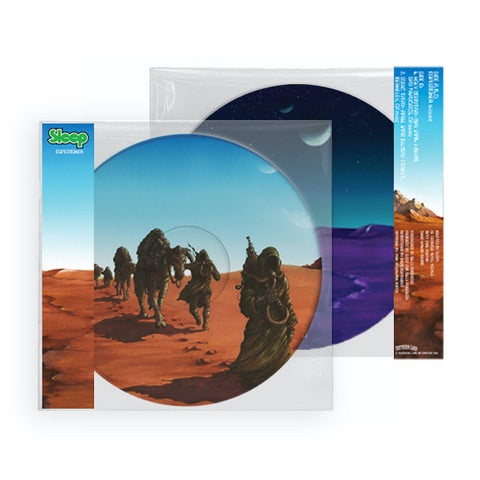 "Sleep-""Dopesmoker"" Picture Disc or Black Vinyl"