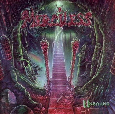 "Merciless-""Treasures Within"" or ""Unbound"" Import"