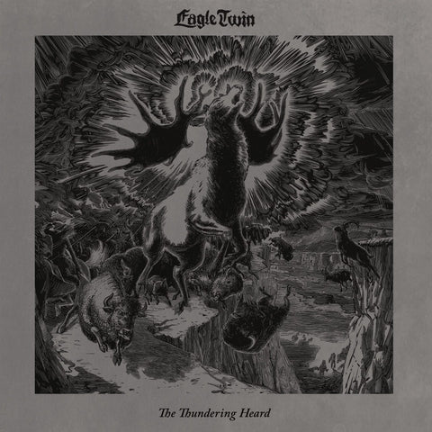 "Eagle Twin-""The Thundering Heard"""