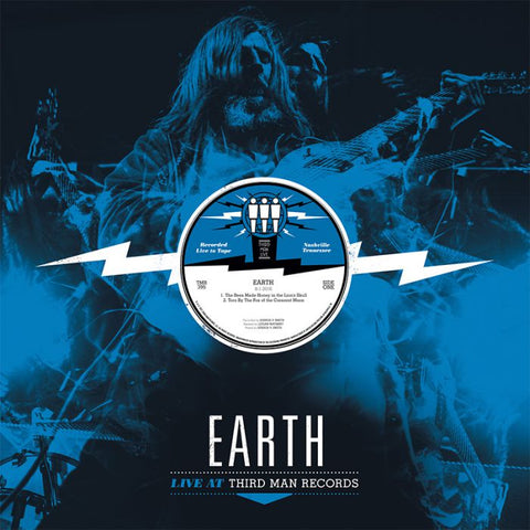 "Earth-""Live at Third Man"" Black Vinyl, Indie Exclusive"