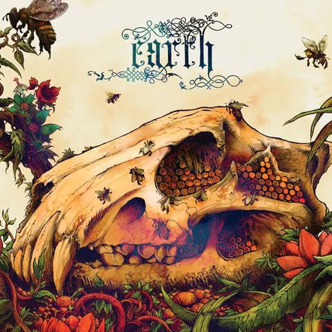 "Earth-""The Bees Made Honey In The Lions Skull"" 2 x LP Black Vinyl, In Stoughton Printing ""Old Style"" Gatefold Sleeve"