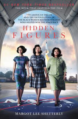 Hidden Figures - Feminist Kids Book - Gender Bender Kids