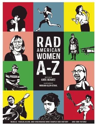 Rad women from A-Z - Feminist Kids Books - Gender Bender Kids