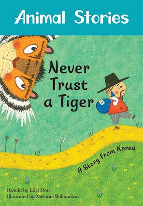 Gender Neutral Never Trust a Tiger (Chapter Book) Books & Games - Gender Bender Kids